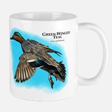 Green-Winged Teal Small Small Mug