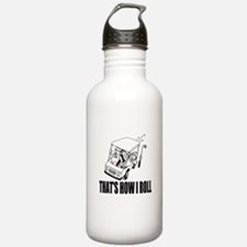 Funny Golf Quote Water Bottle