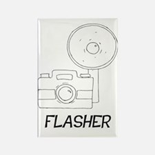 Flasher Rectangle Magnet