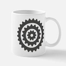 Bicycle Ride Sprockets Mug
