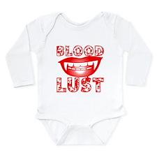 Blood Lust Body Suit