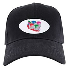 PaintCans Baseball Hat