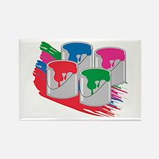 PaintCans Magnets