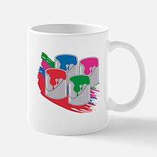 PaintCans Mugs