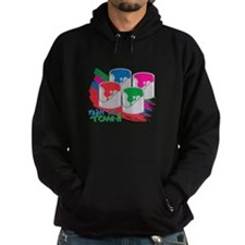 Paint The Town! Hoodie
