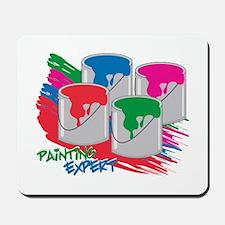Painting Expert Mousepad