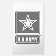 US ARMY White Star Decal