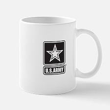 Us Army White Star Mugs