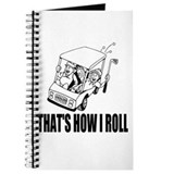 Golf Journals & Spiral Notebooks