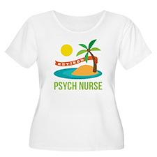 Retired Psych T-Shirt