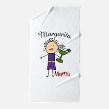 Margarita Mama Beach Towel