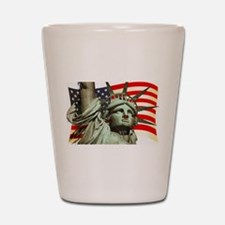 Liberty U.S.A. Shot Glass