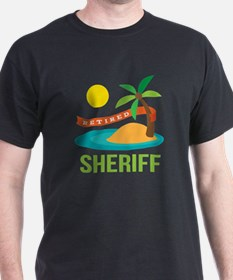 Retired Sheriff T-Shirt