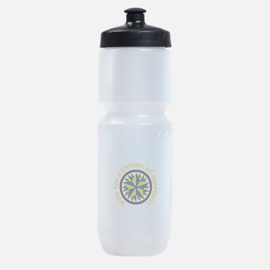 Happiness Sports Bottle