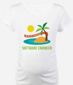 Retired Software engineer Shirt