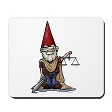 Justice Gnome Mousepad