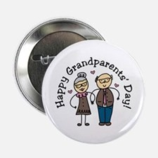 "Grandparents Day 2.25"" Button"