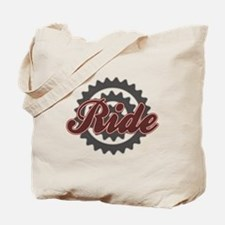 Bicycle Ride Tote Bag