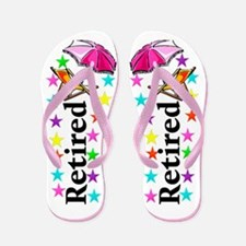 Love The Beach Flip Flops