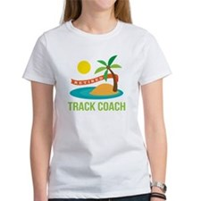 Retired Track coach Tee
