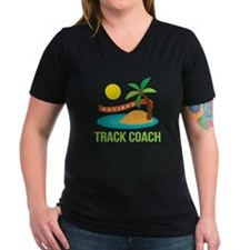 Retired Track coach Shirt