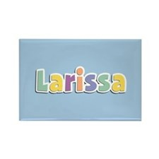 Larissa Spring14 Rectangle Magnet