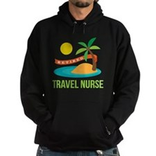 Retired Travel nurse Hoodie