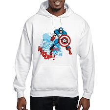 Captain America: Whoomp Hoodie