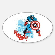 Captain America: Whoomp Decal