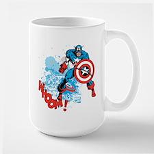 Captain America: Whoomp Mug
