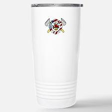 Firefighter's Crest Travel Mug
