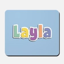 Layla Spring14 Mousepad
