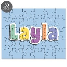 Layla Spring14 Puzzle