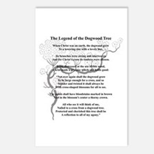 """Dogwood Tree Legend"" Postcards (Package of 8)"