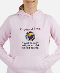 Cute South korean Women's Hooded Sweatshirt