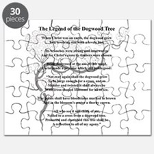 """Dogwood Tree Legend"" Puzzle"