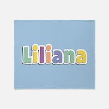 Liliana Spring14 Throw Blanket