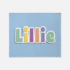 Lillie Spring14 Throw Blanket