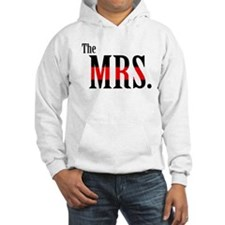 The Mrs. Firefighter Wife Hoodie