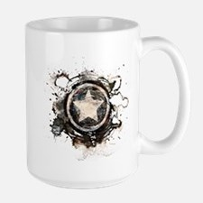 Captain America Star Mug