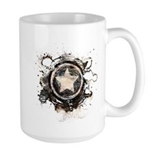 Captain America Star Mug