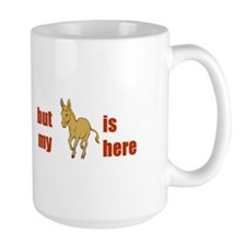 Homesick for Kansas Mug