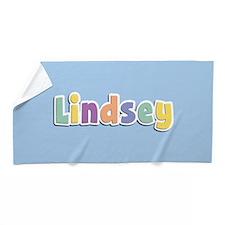 Lindsey Spring14 Beach Towel