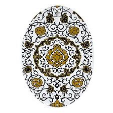 Eleonora di Toledo's dress Ornament (Oval)