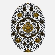 Eleonora di Toledo's dress Ornament (Oval)