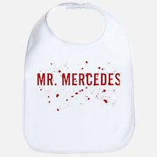Mr. Mercedes Logo Bib