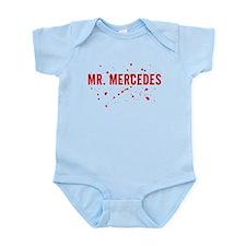 Mr. Mercedes Logo Body Suit