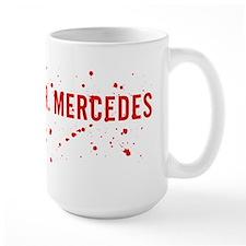 Mr. Mercedes Logo Mugs