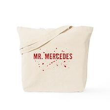 Mr. Mercedes Logo Tote Bag