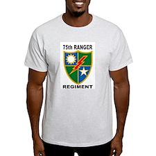 75rangerregimentpatchletters T-Shirt